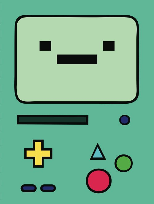 adventure time, beemo, cartoon, cute