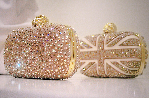 alexander mcqueen, bags, british flag, diamonds