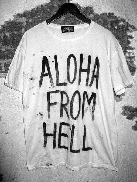 aloha, awesome, hell, photography, t shirt