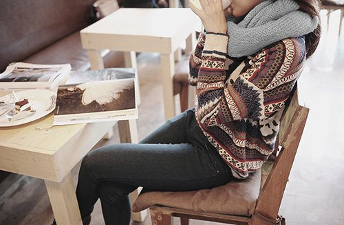 amazing, bad, cafe, coffe, cute, fashion, fit, gray, great, jeans, look, love, newspapers, original, paris, scarf, sexy, table, vintage, wood