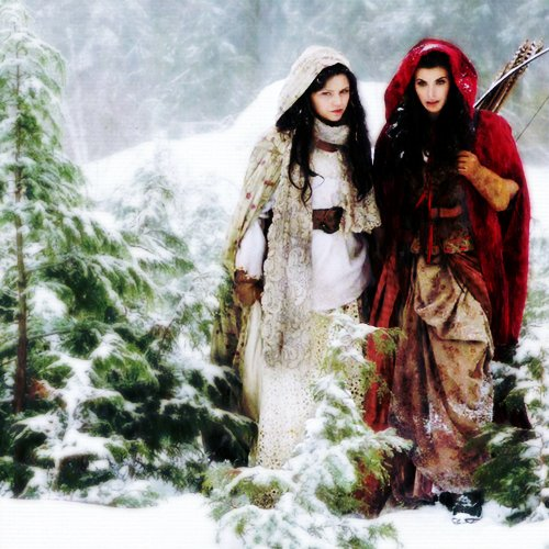 amazing, beautiful, celeb, cool, fabulous, famale, fashion photography, ginnifer goodwin, girl, girls, glamor, mary margaret blanchard, meghan ory, movie, nice, once upon a time, pretty, red riding hood, ruby, series, snow, snow white, woman