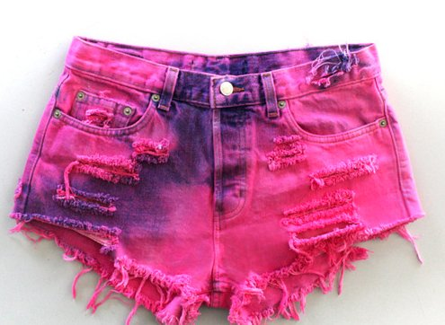 amazing, beautiful, cute, fashion, girl, gorgeous, hot pink, jeans shorts, levis, shorts, spring, summer