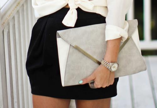 amazing, clutch, fashion, model, nails, purse, style