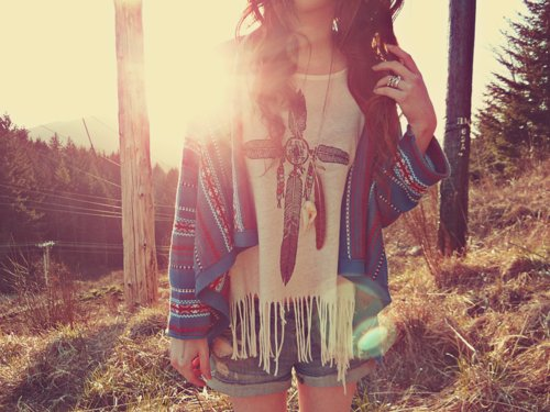 amazing, cool, cute, dream catcher, fashion, feathers, forest, fringed, girl, green, hair, hippie, hipster, indie, long hair, model, nature, outfit, photography, pillow, sexy, shirt, style, summer, sun, sunlight, sunset, sunshine, trees, vintage