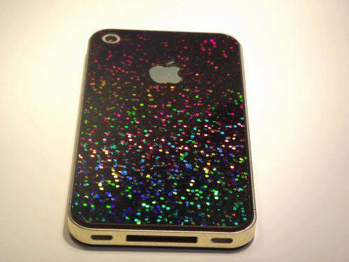 apple, cool, glitter, iphone