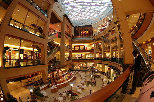 architecture, design, interior, mall