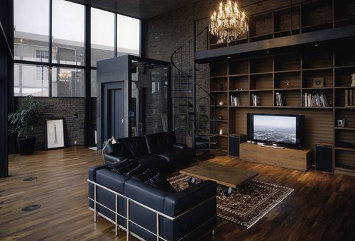 architecture, design, room
