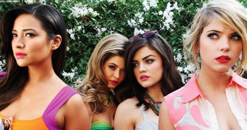 aria, aria montgomery, ashley benson, emily