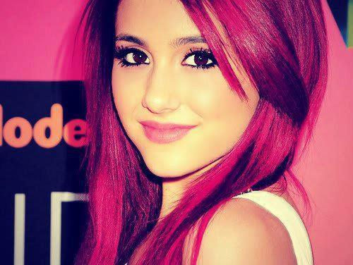 ariana grande, cute, eye, hair