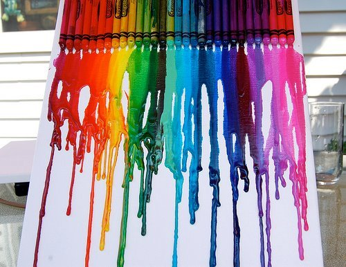 art, awesome, rainbow