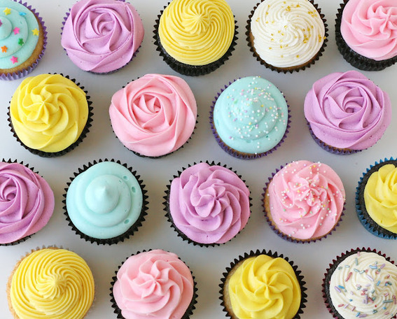 art, background, blog, blogging, colorful, colors, cupcake, cupcakes, cute, fashion, food, frosting, green, pastels, pattern, photography, pink, purple, sweet, yellow