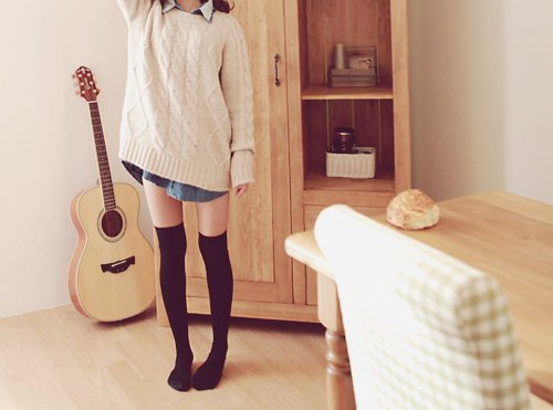 asian, beautiful, chanel, classy, clothes, cute, fashion, girl, girly, kfashion, korea, korean, lovely, model, pretty, socks, style, sweet, ulzzang, vintage