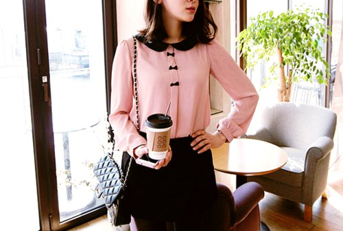 asian, blouse, cute, fashion
