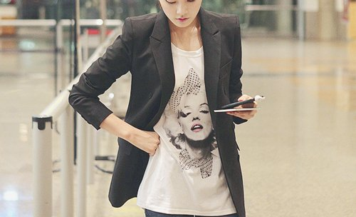 asian, clothes, cute, fashion, girl, kfashion, korean, model, style, t shirt, ulzzang