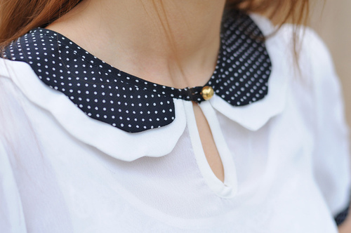 asian fashion, collar, cute, fashion