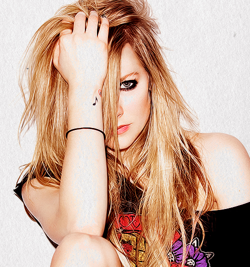 avril, avril lavigne, beautiful, blonde