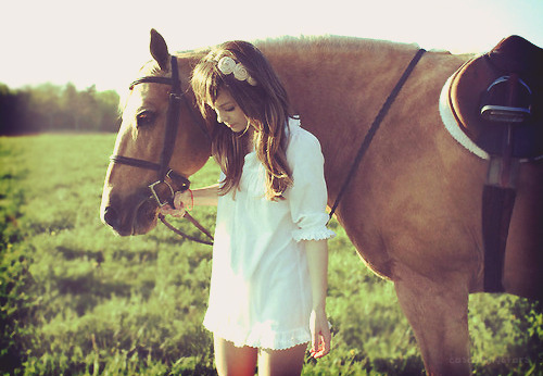 aw, beautiful, bff, brown hair, brown horse, cute, forever love, friends, girl, green, horse, love, love it, nature, riding tour, so sweat, summer, white