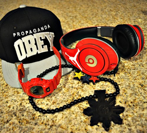 awesome, beats, clothing, cool, dope, epic, fashion, headphones, obey, photo, photograph, photography, snapback, style, swag, swagger
