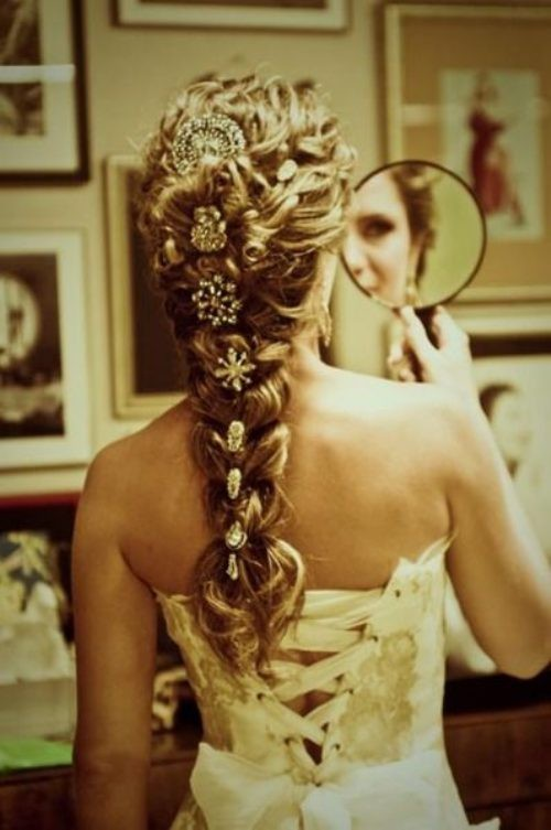 awesome, beautiful, blond, braid