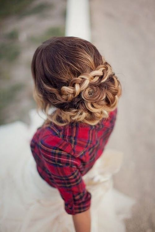 awesome, beautiful, braid, funny, girl, hair, hairstyle