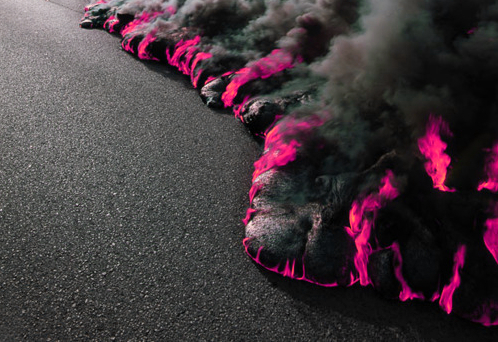awesome, cool, lava, pink