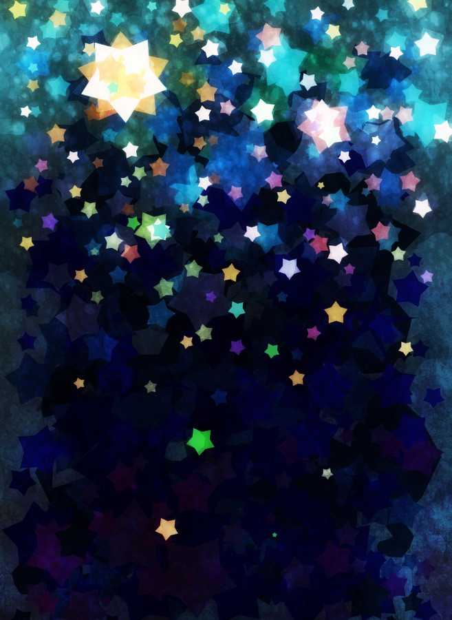 background, star