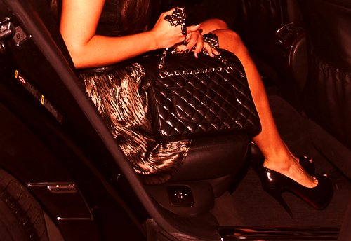bag, chanel, cheetah, cute