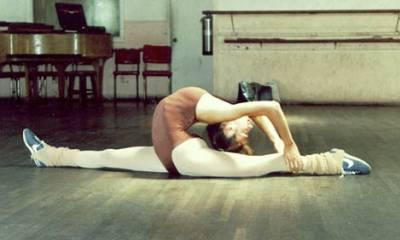 ballet, dance, flexible, girl