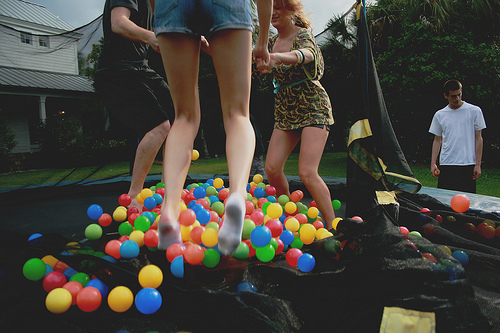 balls, friends, indie, legs
