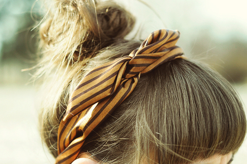 bandana, cute, girl, hair, photography