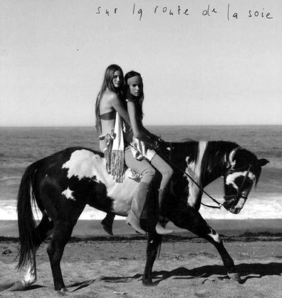 be yourself, beach, bestfriends, follow me, girls, horse, ladies, ocean, photo, picture, stay strong, women