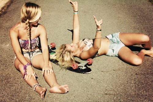 be yourself, beautiful, bestfriends, blonde