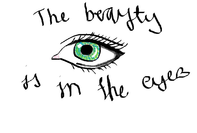 beautiful, beauty, eye, eyes