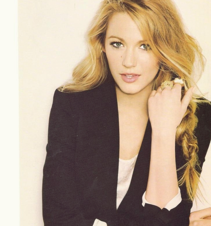 beautiful, blake lively, girl, gossip girl