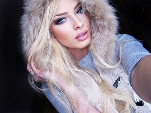 beautiful, blonde, fashion, girl