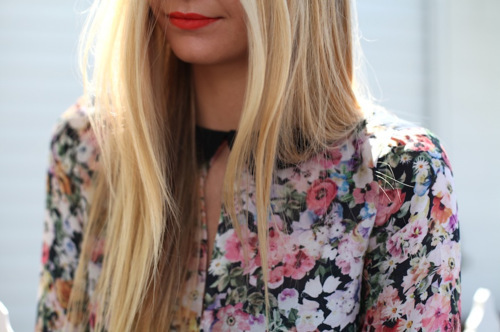 beautiful, blonde, fashion, hair, style