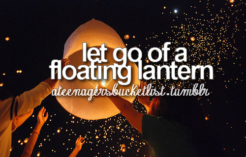 beautiful, bucket, floating lantern, lantern
