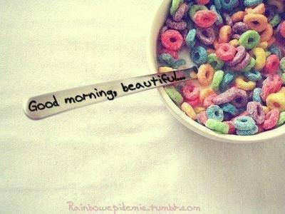 beautiful, caring, cereal, food