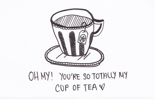 beautiful, cool, cup, cup of tea, cute, flickr, hipster, indie, l-i-o-n-s, love, love quote, match, photo, tea, tumblr
