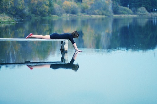 beautiful, cool, fashion, girl, green, hipster, indie, lake, nature, photogrephy, shoes, vintage, water