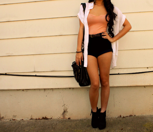beautiful, cute, fashion, girl, girly, love, photography, pretty, shorts, wedges