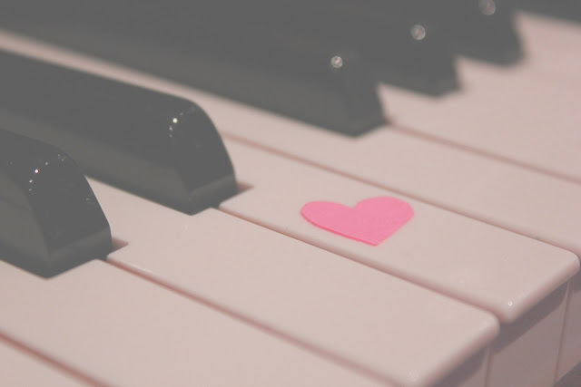 beautiful, cute, heart, music