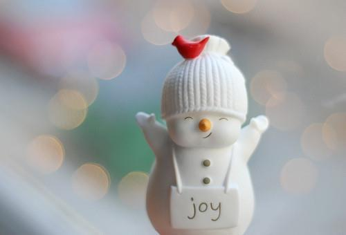beautiful, cute, joy, snowman
