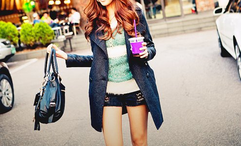 beautiful, fashion, girl, hair