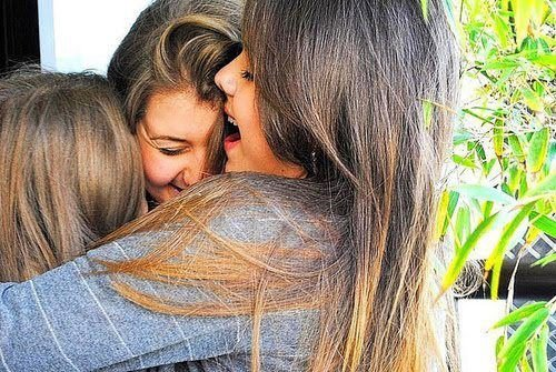 beautiful, friends, girls
