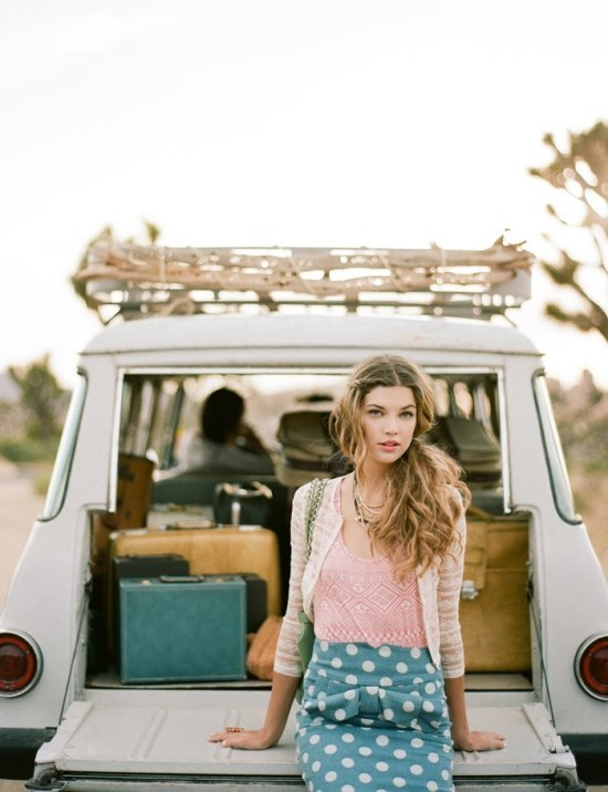 beauty, car, cases, girl, hipster, retro, travel, vintage