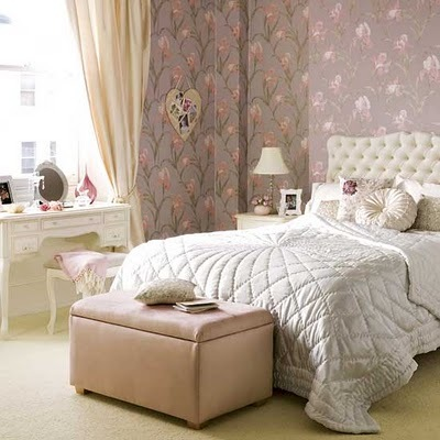 French Vintage Bedroom – Bedroom French