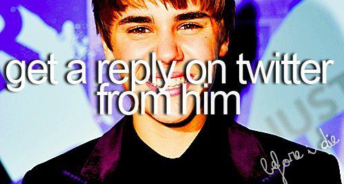 before i die, justin biber