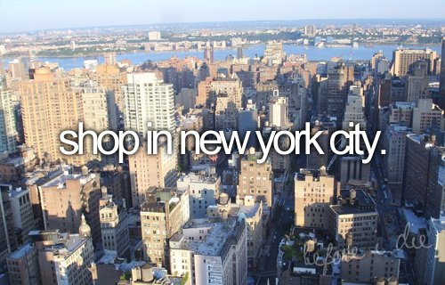 before i die, shop in ny