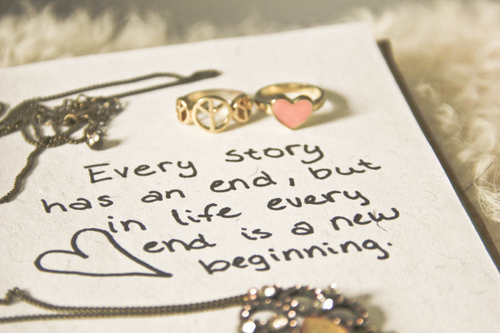beginning, life, quote, true